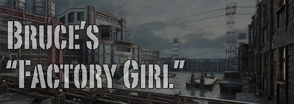 Factory Girl – the song that doesn't exist!