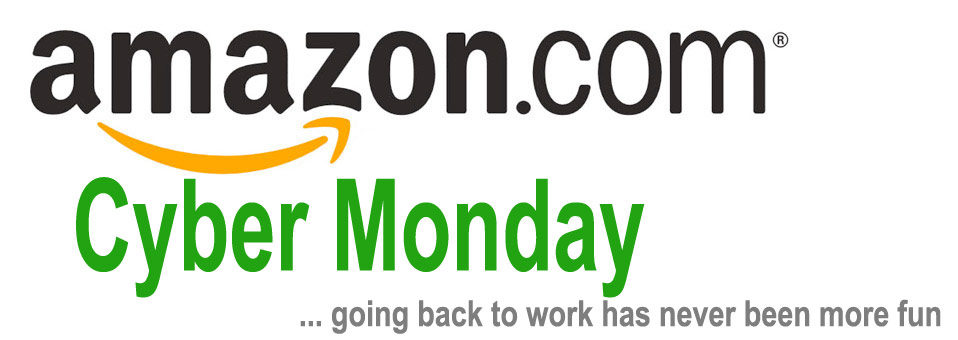 Amazon Cyber Monday @ Bruuuce.com!