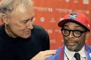Bruec Horbsy and Spike Lee