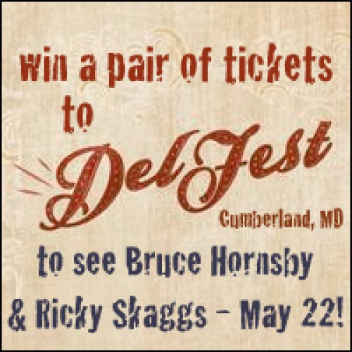 DelFest tickets winner