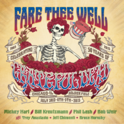 How to watch Bruce and the Grateful Dead: Fare Thee Well