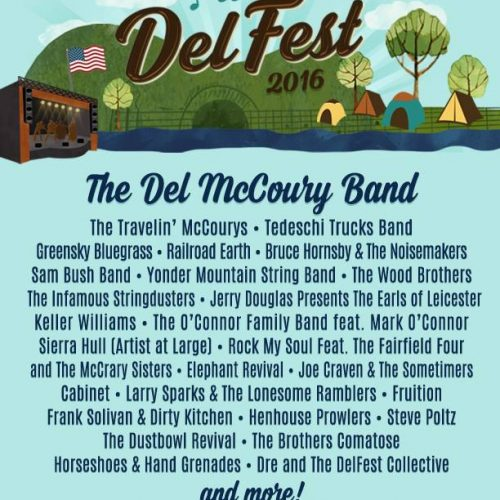 Download: Delfest – Cumberland, MD .. May 28 2016