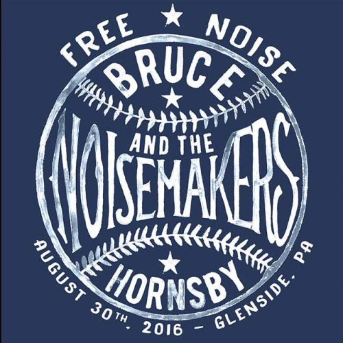 New official Live Noise release – Glenside, PA .. August 30 2016