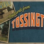 Postcards from Tossington