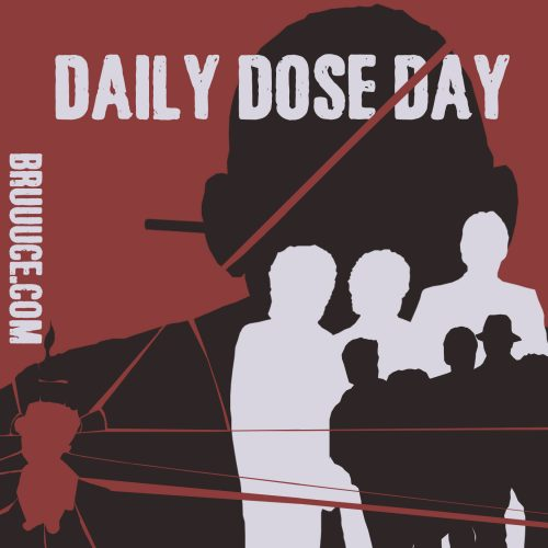 Podcast #32 – Daily Dose Day 2018