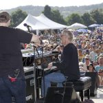 Bruce Hornsby and Ross Holmes
