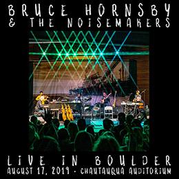 Bruce Hornsby live in Boulder