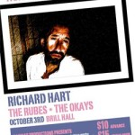 Richard Hart poster