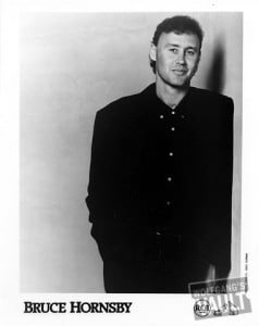 Bruce Hornsby promo photo