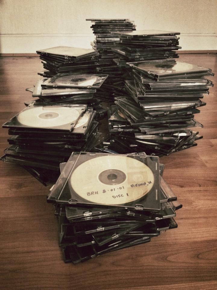 How many CDs?
