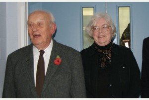 Derek and Eileen Murphy, founders of the Merlin Centre