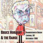 Bruce Hornsby London