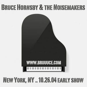 Bruce Hornsby New York