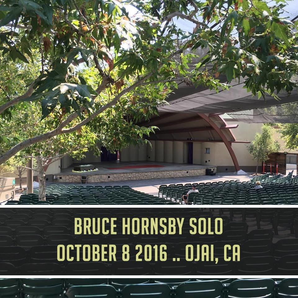 Bruce Hornsby Ojai