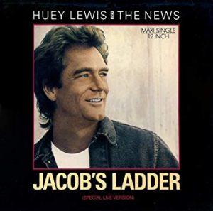 Huey Lewis Jacob's Ladder