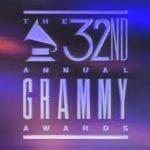 32nd Grammys logo