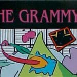 The Grammys logo
