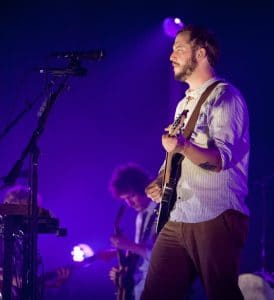 Rob Moose and Justin Vernon